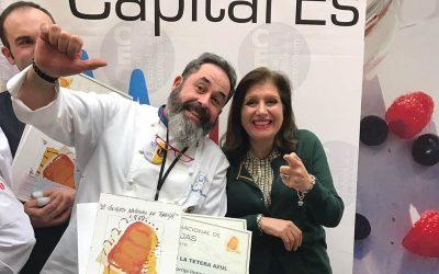 Primer Premio Concurso Nacional de Torrijas 2018