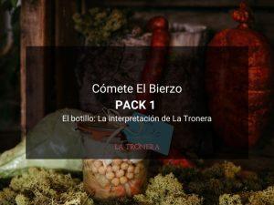 comete el bierzo pack 1
