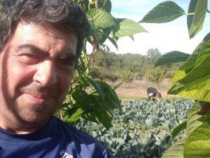 restaurante sostenible el bierzo km 0 huerto