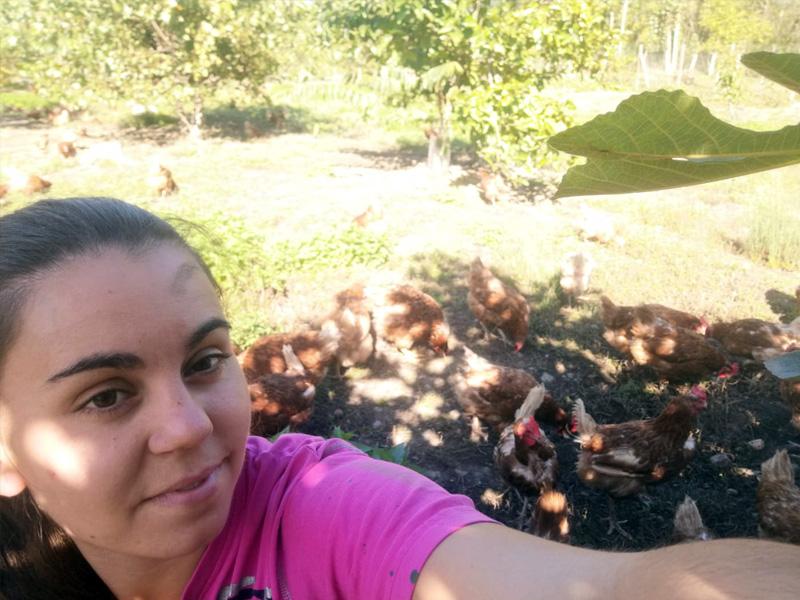 restaurante sostenible el bierzo km 0 huevos